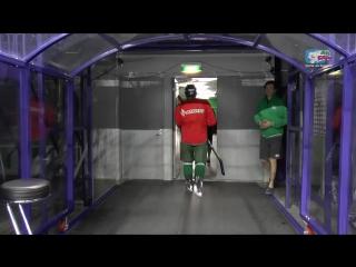 Видео с утренней раскатки команды