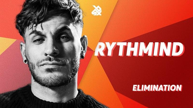 RYTHMIND   Grand Beatbox SHOWCASE Battle 2018   Elimination