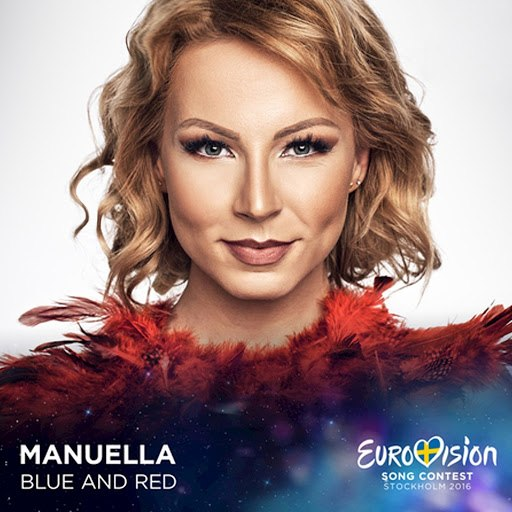 Manuella альбом Blue and Red (Eurovision Song Contest 2016)