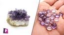 QUÉ MINERALES y GEMAS PULIR 3 Técnicas Profesionales de Pulido Foro de Minerales