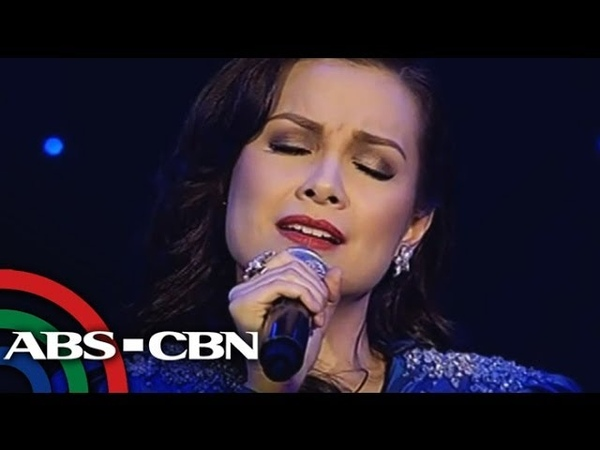 Lea Salonga sings Whitney Houstons Run To You I Will Always Love You