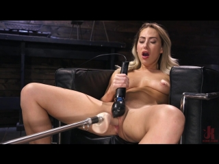 /  Carter Cruise - Returns to Get Fucked Proper () Fuck Machine, Masturbation