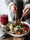 5 идей салатов на ужин