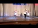 Фрагмент танца Морячка группы ЧАЙКИ.РУ