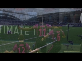FIFA18 Техника Виллиана + гол
