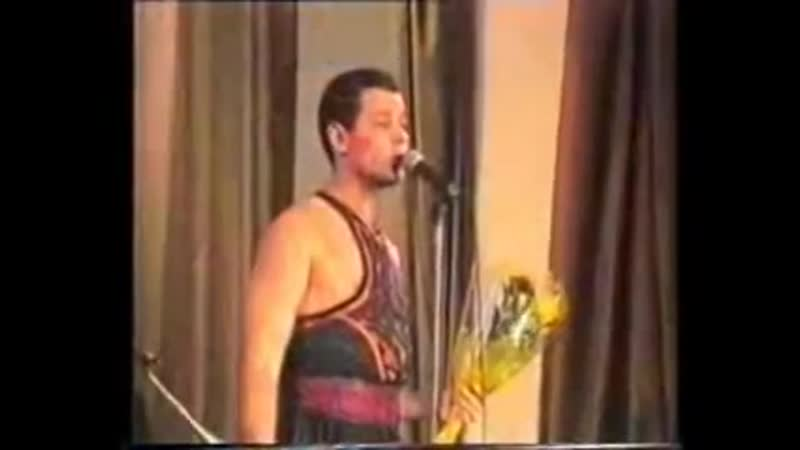 Вюнсдорф Концерт Вадима Казаченко 1994 г
