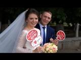 Свадебный клип Алексей+Эльвира. 07.07.2018г. Студия