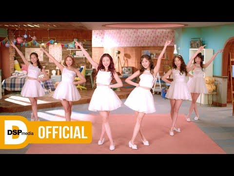 [MV] April Japan Debut Single Tinker Bell Music Video (Short Ver.)