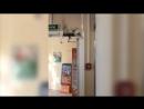Последствия взрыва дверного доводчика в магазине Дикси в Петербурге