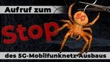 Aufruf zum Stop des 5G-Mobilfunknetz-Ausbaus (Petition) 13.02.2019 www.kla.tv13851