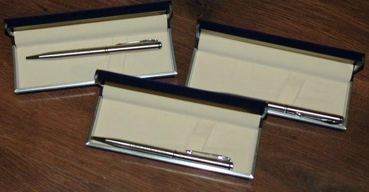 Ручки с индивидуальным нанесением