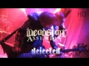 "Deadstar Assembly - ""Dejected"" Official Live Music Video - 720p HD"