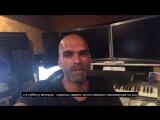 Видеоприглашение от Roger Shah на российскую премьеру его нового альбома на Trance Universe