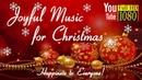 3 hours 🎄 Joyful Christmas Happy New Year Music 2018 🎄 Relaxing Music for Merry Xmas