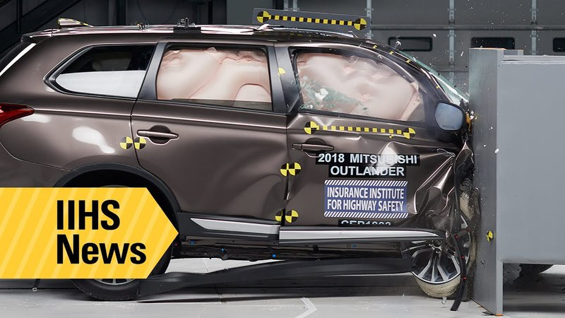 New passenger-side ratings for 7 small SUVs - IIHS News