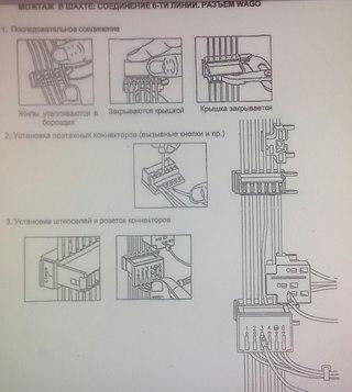 руководство по монтажу лифта отис