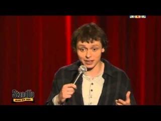 Виктор Комаров   Делай легче, делай играючи  Кайфуй! Stand Up ТНТ