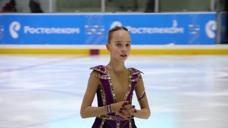 Мария Крыжова, КП, Мемориал Волкова, старшие (1сп), 2018-11-08