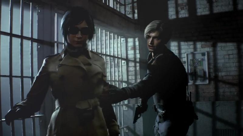 Resident Evil 2 / Сюжетный трейлер