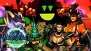 18 ALL STARS BATTLE На пепелищах Warcraft 3 Зеленый Дракон 4 прохождение