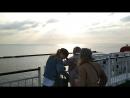 Выход в Балтийское море на пароме Isabelle
