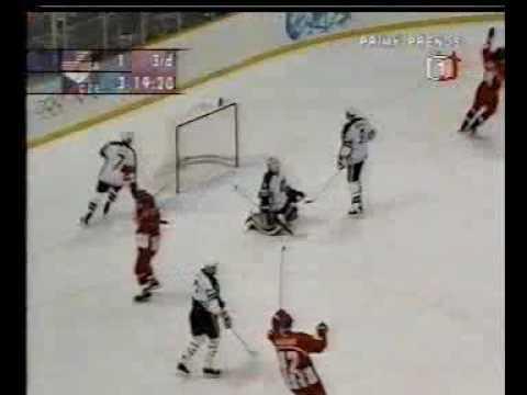 Nagano, Cesko - Usa gol na 41 Dopita