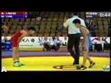 WWCC2014 / Seymur Huseynov - Kuresbay Diyas (KAZ) GR 46 kg repechage match