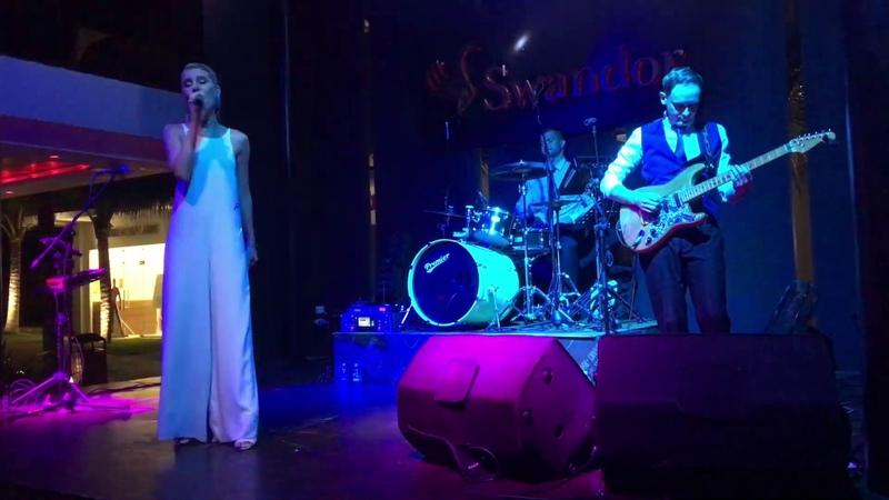 The Universe cover band - Тучи в голубом (к/ф Московская сага)