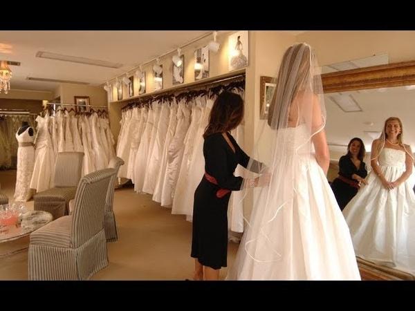 Мать и дочь унизили полную девушку примерявшую свадебное платье Но владелица поставила их на место