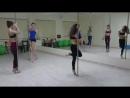 EROTIC POlE DANCE, для начинающих.