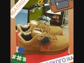 Nike низкие, зима! Много!😎