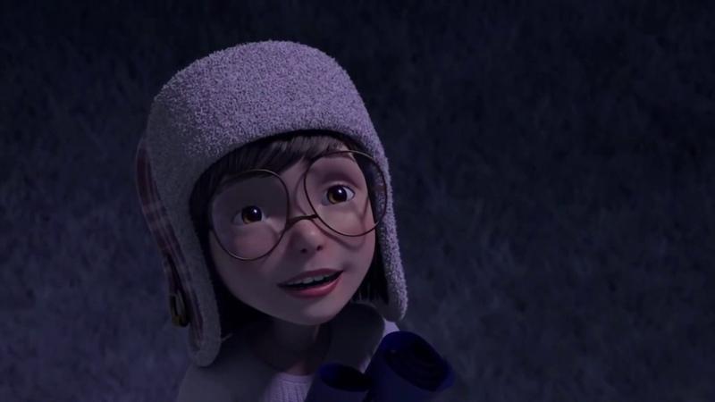 Короткометражный мультфильм Soar (Взлетаем) Pixar