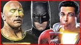 25 Фильмов от DC Comics, Которые ВЗОРВУТ Всех! Все будущие Фильмы DC. Фильмы Marvel vs DC. Трейлеры