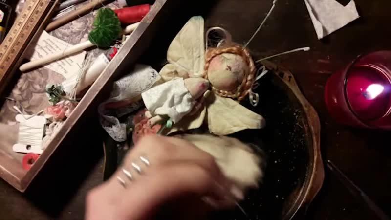 Маленькая зимняя бабочка. Одеваем и украшаем, Школа авторской куклы Мальвина, Анна Кирицкая