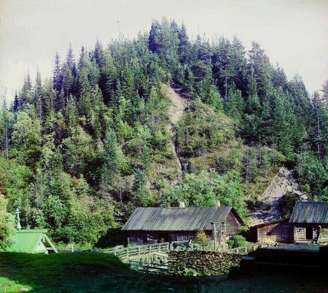 Медвежья гора Карелия