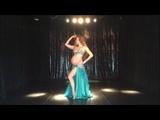 9 months pregnant Bellydance - Raks Sharki - Romy Mimus