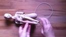 Мастер-модель для шарнирной куклы под литьё фарфора