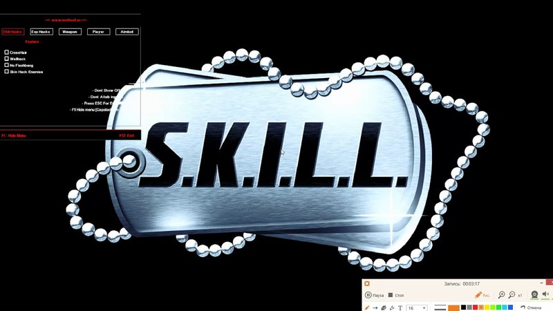 Skill special force 2 чит 2018