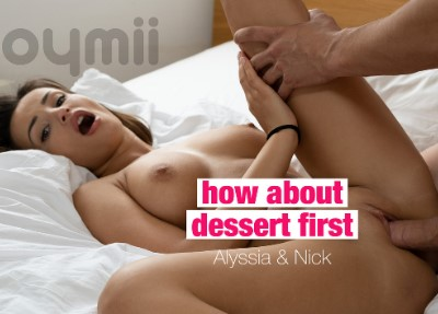 How About Dessert First