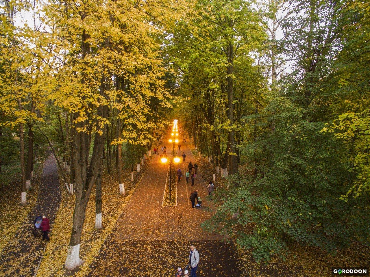 Осенью в Щёлково особенно атмосферно