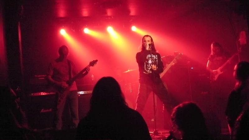 Graveyard Dirt-Enslaved By Grief(Live @ Dublin Doom Day V)