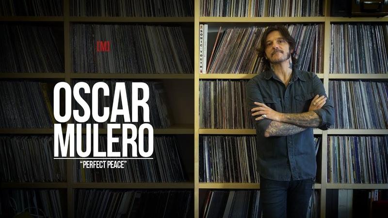 Interview Oscar Mulero about Perfect Peace Monochrome AV