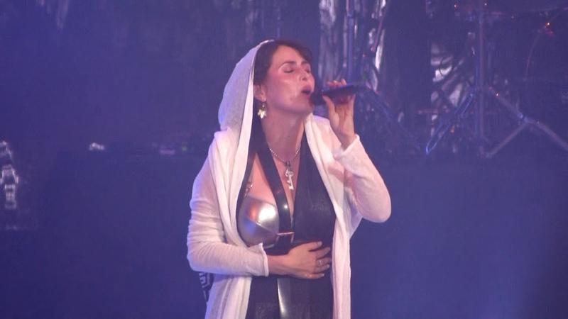 Within Temptation -Mother Earth- Ekaterinburg 15.10.18.