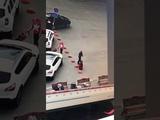 Видео драки с бизнесменом, считающим себя авторитетом