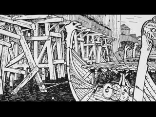 "Documentary. Digging Up Britain's Past. Season 1, Episode 1 "" Viking Invasion"" (ENG)"