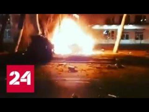 Родственница Сильвестра Сталлоне заживо сгорела после ДТП в Одессе Россия 24