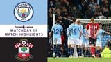 Man City v. Southampton I PREMIER LEAGUE MATCH HIGHLIGHTS I 11418 I NBC Sports