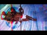 avatar dance act pole duet