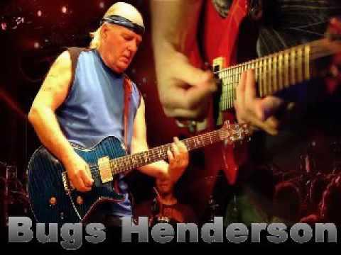 Bugs Henderson - Can't Find Love - Dimitris Lesini Greece