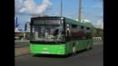 Автобус Минска МАЗ 203 гос № АЕ 3159 7 марш 9д 15 12 2018